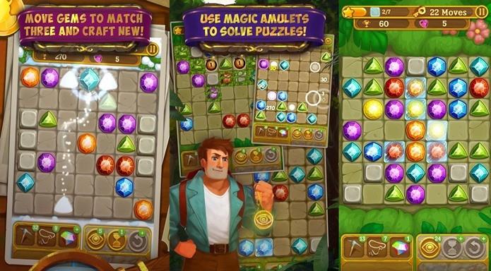 Jogo de Puzzle com proposta diferente é um dos destaques da semana no Android (Foto: Divulgação)