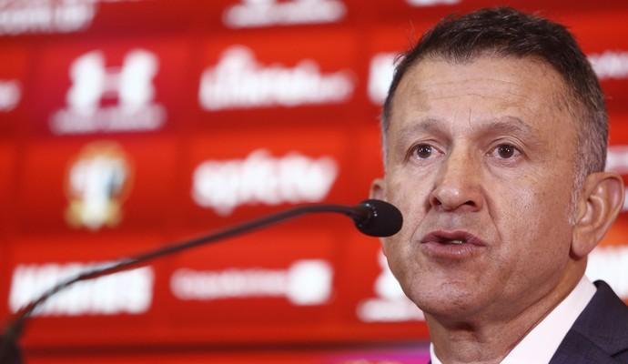 Juan Carlos Osorio (Foto: Miguel Schincariol / Agência Estado)