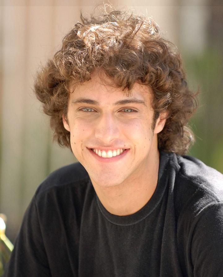 Ronny Kriwat viveu Theo em 'Malhação' (Foto: CEDOC/TV Globo)