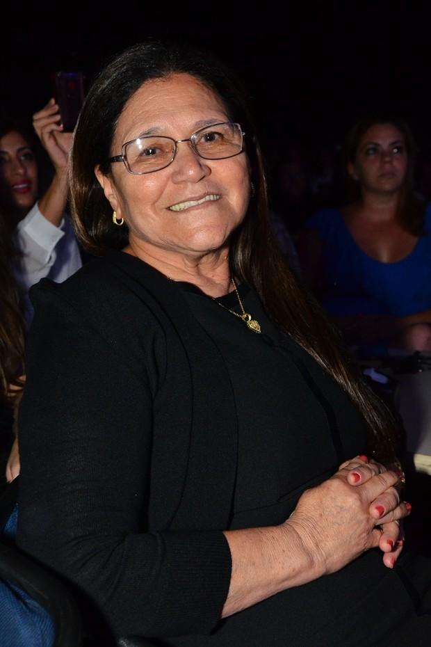 Dona Helena, mãe de Zezé Di Camargo e Luciano (Foto: Caio Duran/Agnews)