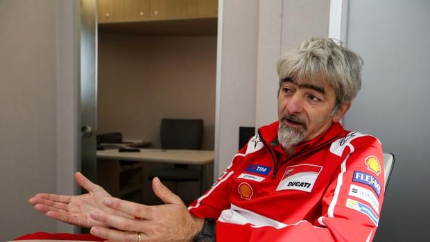"""BLOG: MM Artigos Imperdíveis - """"Analisando a temporada até agora"""" - Entrevista do motojornalista espanhol Manuel Pecino com Gigi Dall'Igna, engenheiro-chefe da Ducati Corse..."""