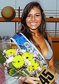 Raphaela Sirena, Garota Verão 2008 (Foto: Zero Hora)