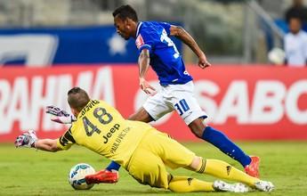 Paulo Victor brilha contra o Cruzeiro  e leva a defesa mais bonita de junho