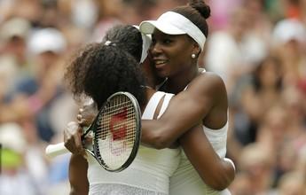 Em duelo familiar, Serena supera irmã Venus e avança às quartas de final