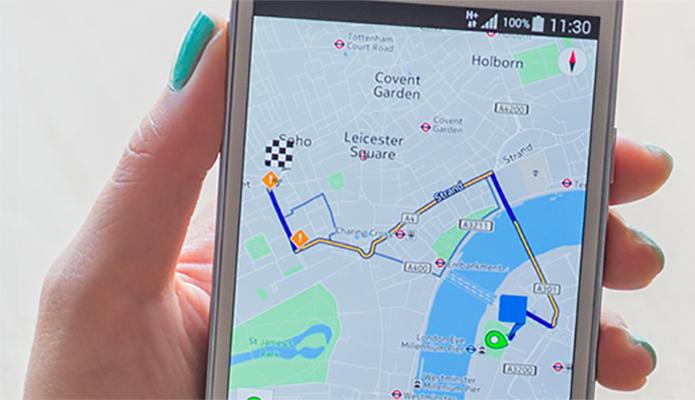 HERE Maps leva mapas off-line para qualquer celular (Foto: Divulgação)