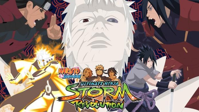 Naruto Shippuden: Ultimate Ninja Storm Revolution (Foto: Divulgação)