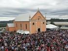 Romaria de Caravaggio encerra com público de 147 mil pessoas na Serra
