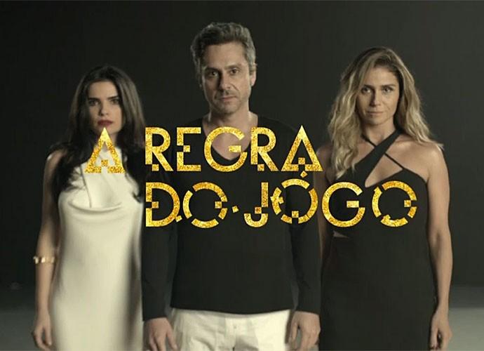 'A Regra do Jogo', a nova novela das 9, promete dar o que falar! (Foto: Globo)