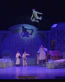 Veja os bastidores de 'Peter Pan'