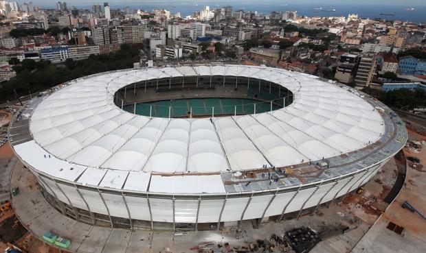 Estádio Fonte Nova (Foto: Divulgação)