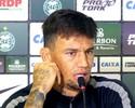 """João Paulo garante motivação em alta e pede """"mais de 100%"""" no Atletiba"""