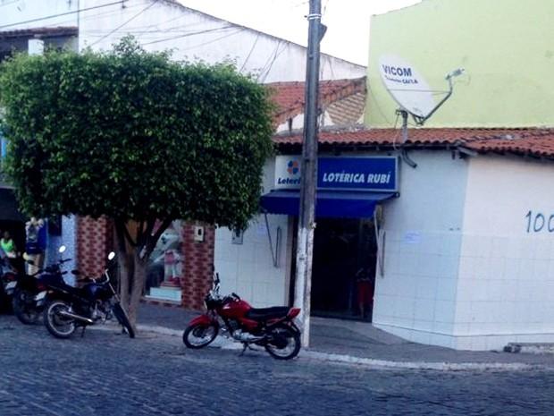Lotérica (Foto:  Departamento de Comunicação da Prefeitura de Teofilândia/Divulgação)
