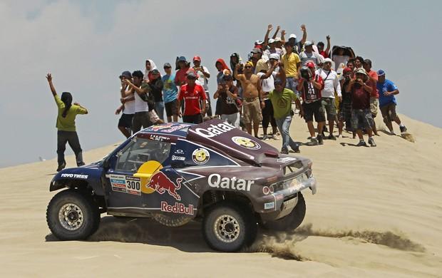 Dakar Nasser Al-Attiyah (Foto: EFE)