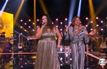 Fabiana Karla e Fafá de Belém cantam 'Chorando Se Foi'