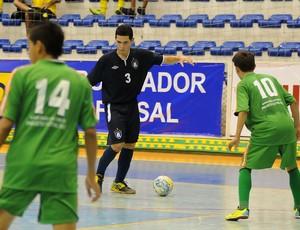Remo - Futsal (Foto: Ascom CBFS)