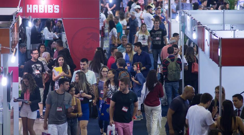 A Expo Franchising ABF Rio será 25% neste ano (Foto: Divulgação)