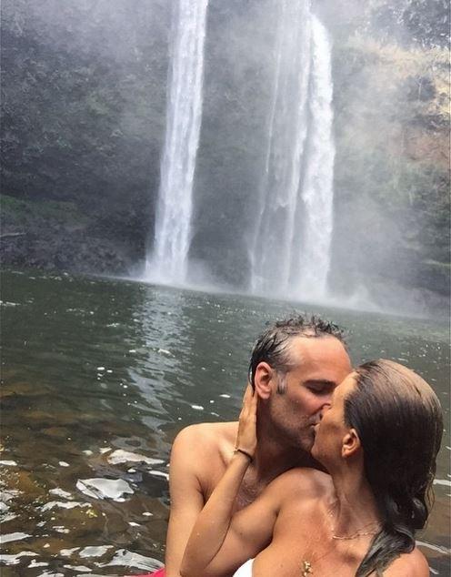 Ludmila Dayer e noivo (Foto: Instagram / Reprodução)