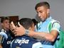 Chineses aceitam oferta, e Rafael Marques continuará no Palmeiras
