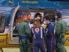 Filhos de casal morto em acidente na BR-423 continuam internados em PE