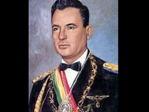 René Barrientos (Foto: Reprodução/Gov. Bolívia)