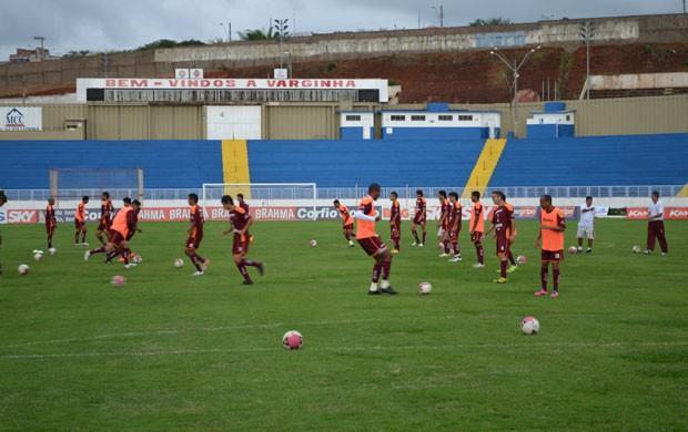 Boa Esporte recebe o América-MG pela 15ª rodada.  (Foto: Tiago Campos / Globoesporte.com)