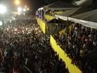 Cerca de 30 mil foliões lotam avenida de Gurupi em show de Israel e Rodolfo