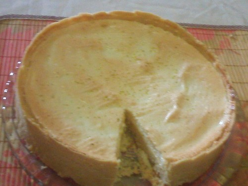Torta de Limão fácil da Preta Pink