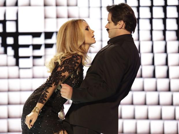 Quem não vai sentir saudades da famosa dancinha da dupla? (Foto: Fábio Rocha/Gshow)
