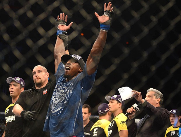 UFC Lyoto Machida x Phil Davis (Foto: André Durão / Globoesporte.com)