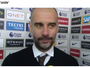 """O corpo fala? Expressões de Guardiola revelam """"arrependimento"""", diz análise"""