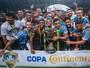 Grêmio insiste em política de jovens e cumpre promessa de título em 2016