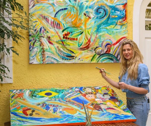 Marie Mercier  (Foto: Divulgação)