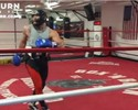 De olho em Mayweather, Conor McGregor faz treino de boxe em Los Angeles