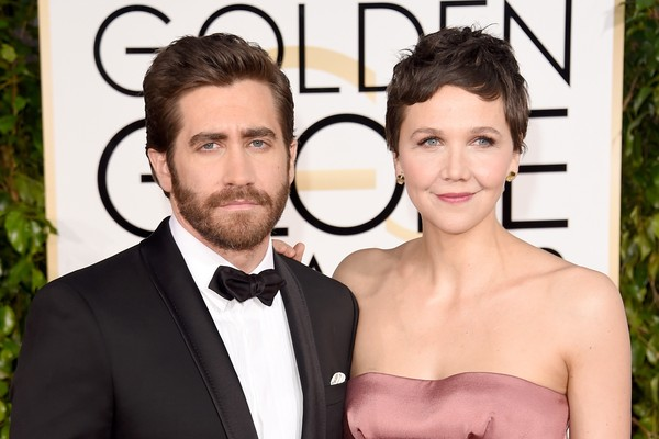 Maggie e Jake Gyllenhaal (Foto: Getty Images)
