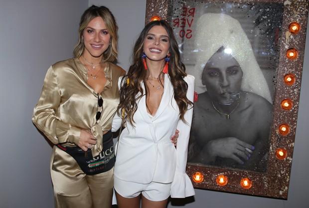 Giovanna Ewbank e Giovanna Lancellotti (Foto: Thiago Duran/AgNews)