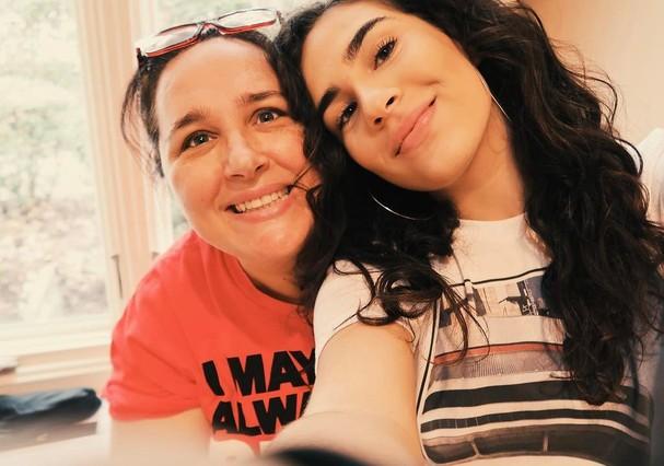 Livian e Lilian Aragão (Foto: Reprodução Instagram)