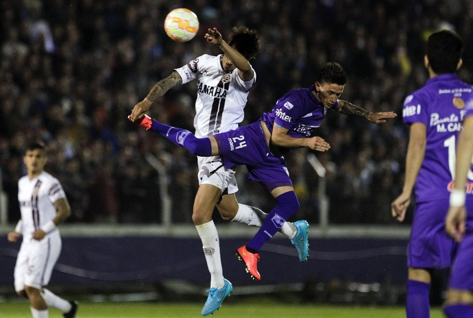 Defensor Uruguai Copa Sul-Americana (Foto: AP Photo/Matilde Campodonico)