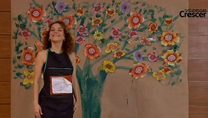 O livro  A Árvore Generosa, por Ana Luísa Lacombe