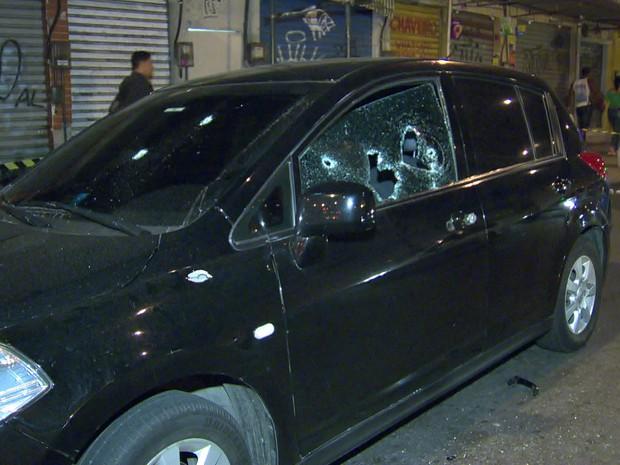 Motorista de Uber é assassinado no Rio de Janeiro (Foto  Reprodução TV  GLobo) bfbb0509334