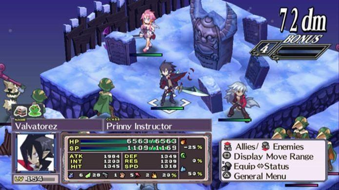 Sistema de batalha é o mesmo de jogos anteriores e lembra bastante Final Fantasy Tactics (Foto: Divulgação)