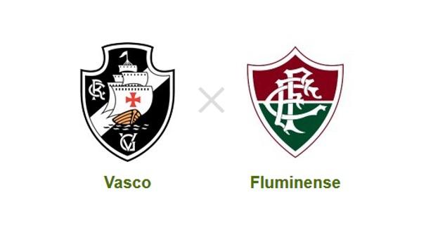 Vasco e Fluminense se enfrentam no Engenhão (Foto: Reprodução)