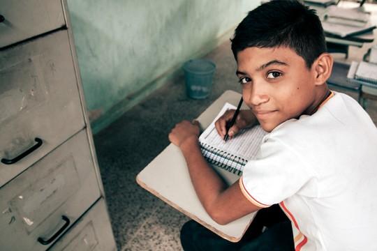 Escola Municipal Geraldo Ro (Foto: Acervo/Fundação Lemann )