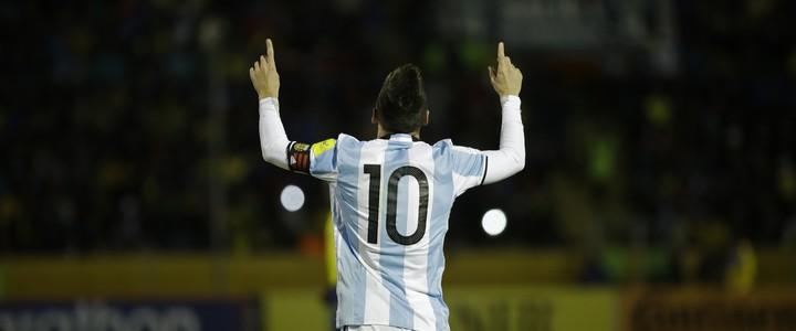 Ídolo, mas contestado: a saga de Messi na Argentina (Fernando Vergara/AP)