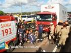 Motociclista fica ferido após acidente na BR-230, na Grande João Pessoa