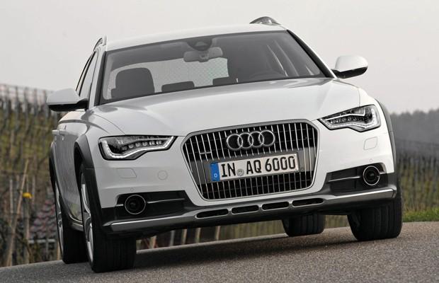 Audi A6 allroad  (Foto: Divulgação)