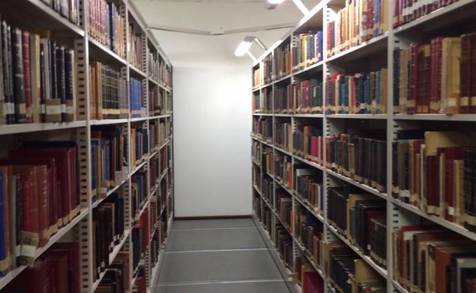 Biblioteca da Câmara Municipal de SP