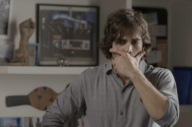 Fiuk é Ruy em 'A força do querer' (Foto: Reprodução)