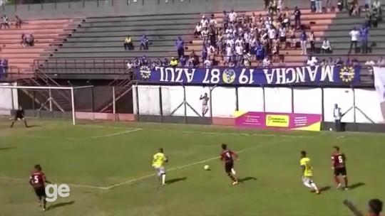 Assista aos gols de Flamengo-SP 1 x 1 São José pela Segunda Divisão Paulista