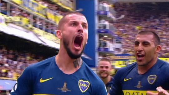 """Para Rizek, Benedetto merece camisa 9 da Seleção: """"Melhor centroavante argentino no mundo"""""""