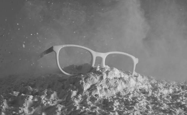Marca cria óculos impressos em 3D que se ajustam às medidas do rosto (Foto: Reprodução)